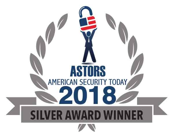 2018 Astors Silver Award logo