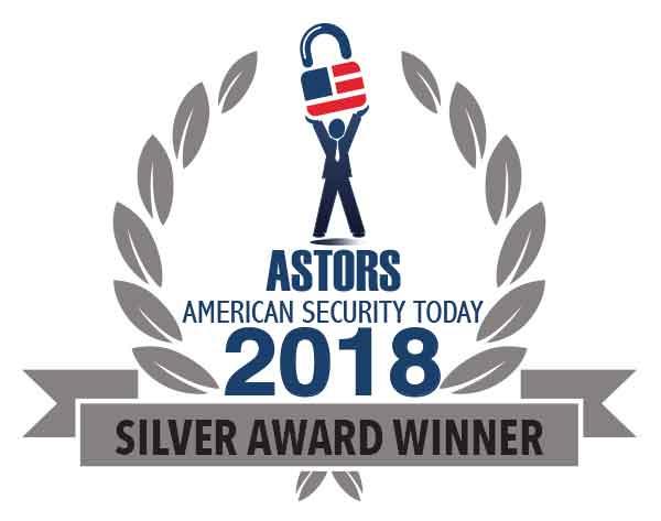 2018 Astors Silver Award logo