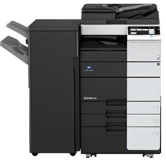 used bizhub 558used copier, used konica, used color copier