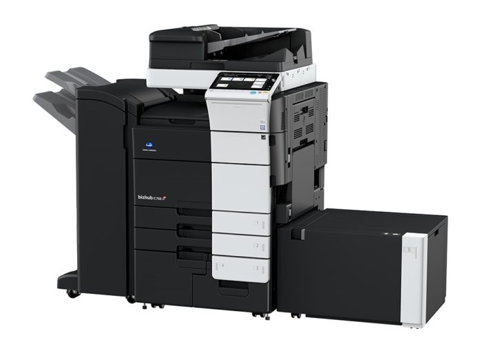 Bizhub c759 USED REPOused copier, used konica, used color copier