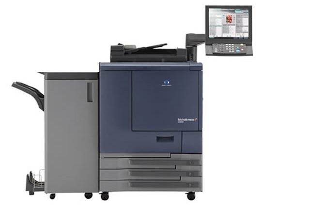 Konica Minolta PRESS C6000, used copier, used konica, used color copier